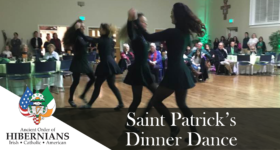 2018 St. Patrick's Day Dinner Dance