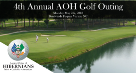 Fourth Annual Governor Thomas Burke AOH Division Golf Outing
