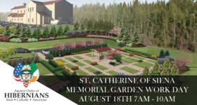 Memorial Garden Work Day
